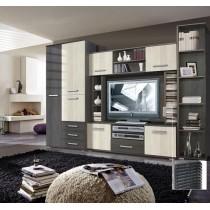 Big Smart nappali szekrénysor (246 cm)