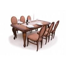 Amira 6 személyes étkező Nevada 160-as asztallal