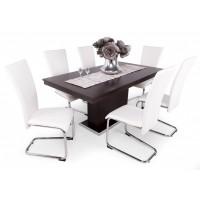 Paulo 6 személyes étkező Flóra asztallal
