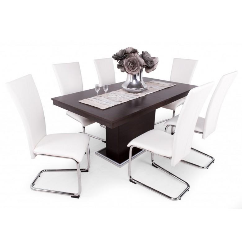 Paulo 6 személyes étkező Flóra asztallal c3d21d7217